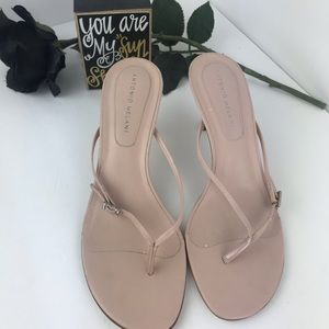 Antonio Melani Blush Pink Sandals